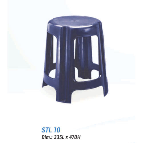 Astounding Stl 10 Plastic Stool Cjindustries Chair Design For Home Cjindustriesco