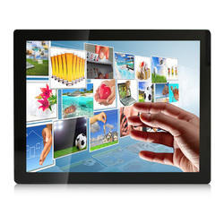 Touch Screen Color Monitor