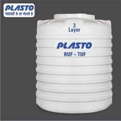 Plastic RUF TUF Tank