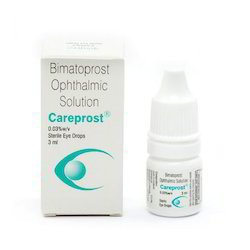 Bimaprost Opthalmic Solution