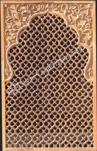 Many Colour Indian Style Design Jaali For Personal Rs