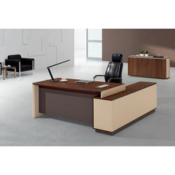 Perfect Office Desk At Rs 12000 /piece | Executive Tables And Chairs   Duroplast  Furniture Systems Private Limited, Kolkata | ID: 15357244791