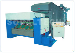 Rotary Model Pulp Moulding Machine