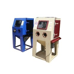 Suction Type Abrasive Blast Cabinet