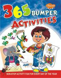 365 Bumper Activities Book