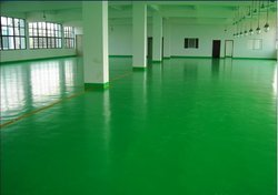 EPU Floor Coating Services