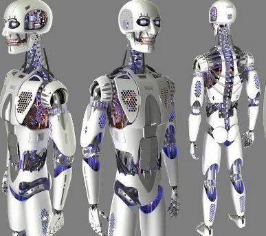 Humanoid Robots, इंटेलीजेंट रोबोट - TBIM CNC, Dehradun | ID: 18923252597