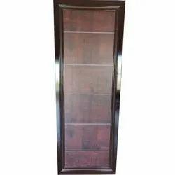 Glossy Sintex PVC Door ( Factory Made), For Home, Interior