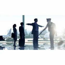 Male Unarmed Corporate Security Service