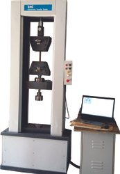 Tests On Universal Testing Machine