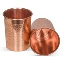 Antique Copper Glass
