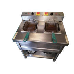 Stainless Steel Deep Fryer, for Commercial