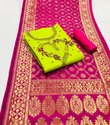 Khatali Hand Work Salwar Suit