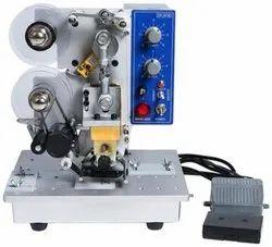 HP-241B Moterised Hot Code Ribbon Printer