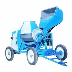 Universal Concrete Mixer Machine