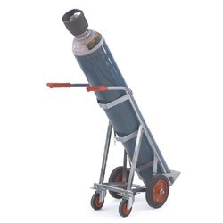 Industrial Cylinder Cart