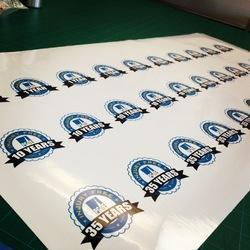 Customised Sticker Printing Services