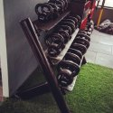 Gym Kettlebell Rack