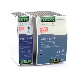 Mean Well WDR SMPS Power Supply