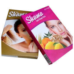 Printed Cosmetics Carton