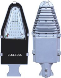 30W Solar Street Light Luminary