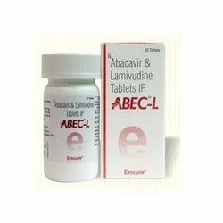 Abacavir And Lamivudine Tablets