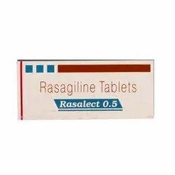 Rasagiline 0.5mg Tablet