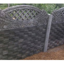 Folding Ready Made Boundary Wall Compound