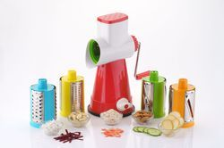 Rotary Grater And Slicer (4 In One)