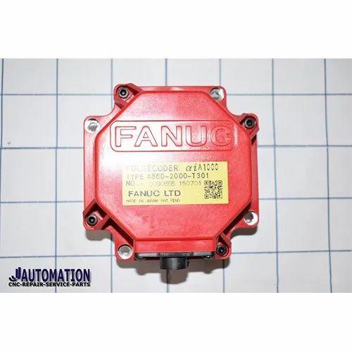Fanuc A860-2000-T301 aiA1000 Pulse Encoder