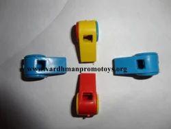 Mini Whistle Promotional Toy
