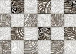 Designer Ceramic Wall Tile, Size: 250x375 mm And 300x600 mm