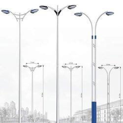 Electric Lighting Poles