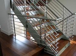 SS Modern Baluster Handrail