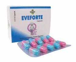Eveforte Capsule, Packaging Size: 3x10 Capsules, Grade Standard: Medicine Grade
