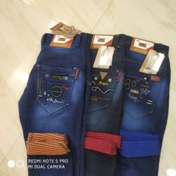 Men Lycra Jeans