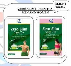 Zero Slim Green Tea For Men