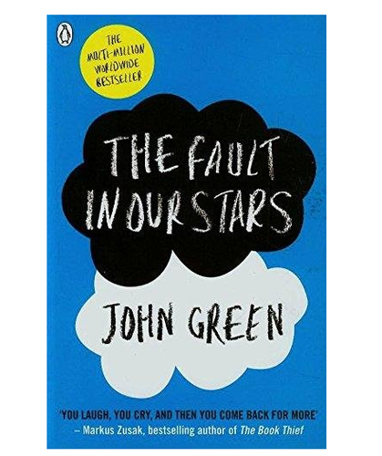 book the our stars fault in