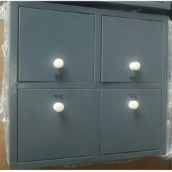 Mild Steel Safety Locker