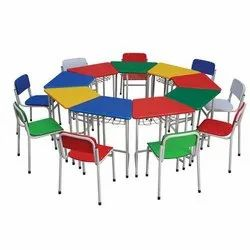Bwi Kids Round Activity Table