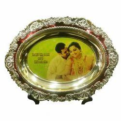 Metal Thala Trophy (Oval)
