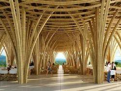 Bamboo Roof Nainital
