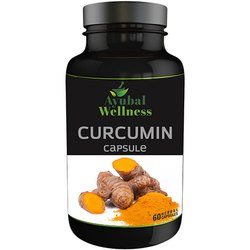Curcumin Capsule (For Skin and Blood Purifier)