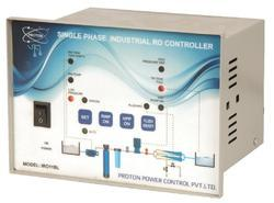 Reverse Osmosis Control Panel