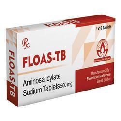 Aminosalicylate Sodium Tablets 500 mg