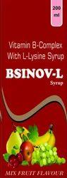 Bsinov-L Syrup