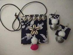 84 gm Fabric Jewellery