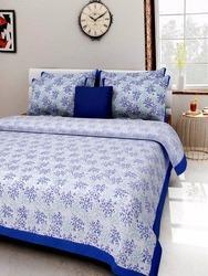 Bedsheet With Two Pillow Cover