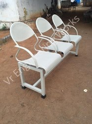 3 Seater Waiting Chairs