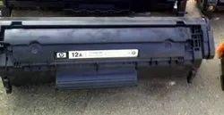 Black 12A Laser Toner Cartridge Refill